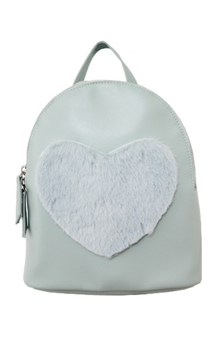 Floral Love Backpack in Blush