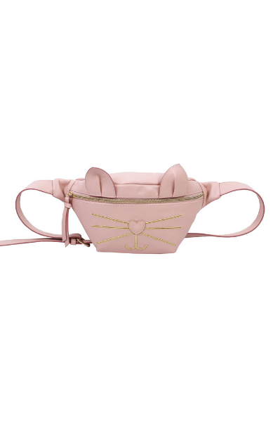 Dutchess Belt Bag in Blush