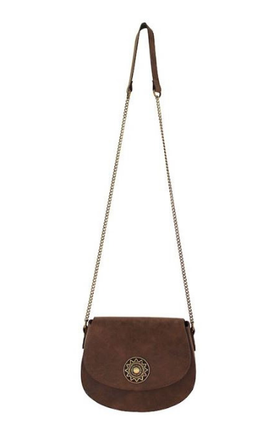 West Horizon Saddle Bag In Brown