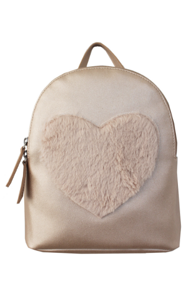 Love Furever Backpack in Rose Gold