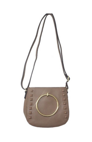 Lilly Crossbody in Grey