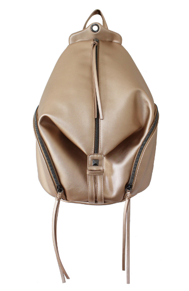 Emma Backpack in Gold