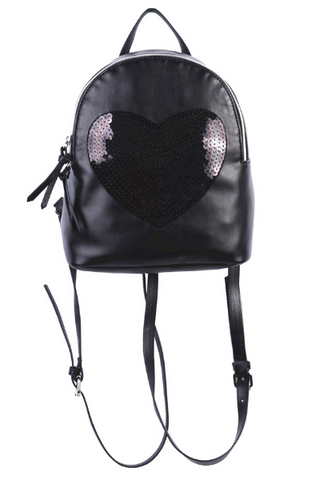 Harley Backpack in Black