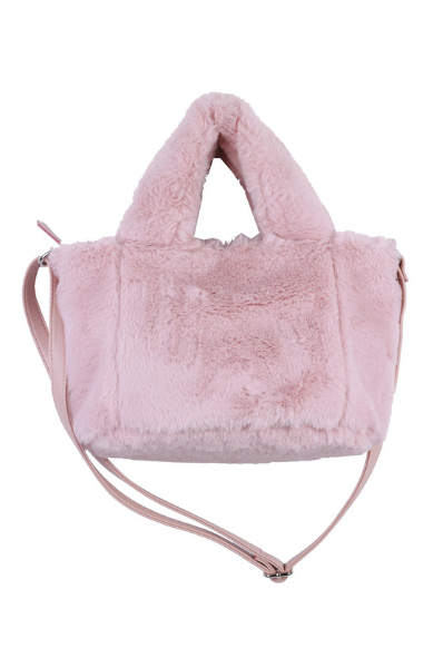 Cotton Candy Tote in Blush