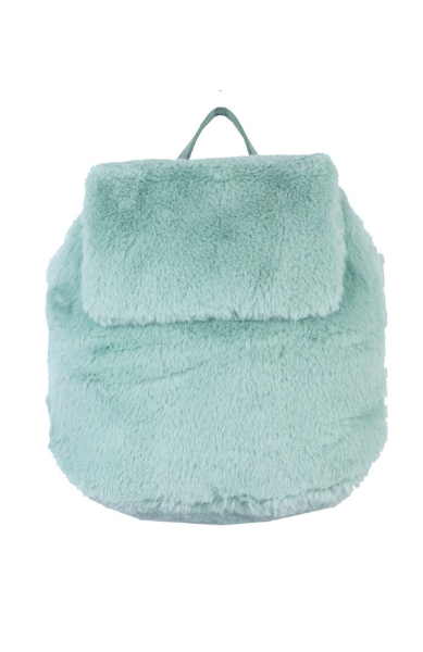 Cotton Candy Backpack in Mint