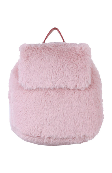 Cotton Candy Backpack in Blush