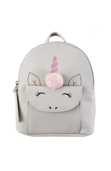 51f908d8d697 My Little Pocket Backpack in Grey