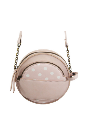 Tyler Belt Bag in Flamingo
