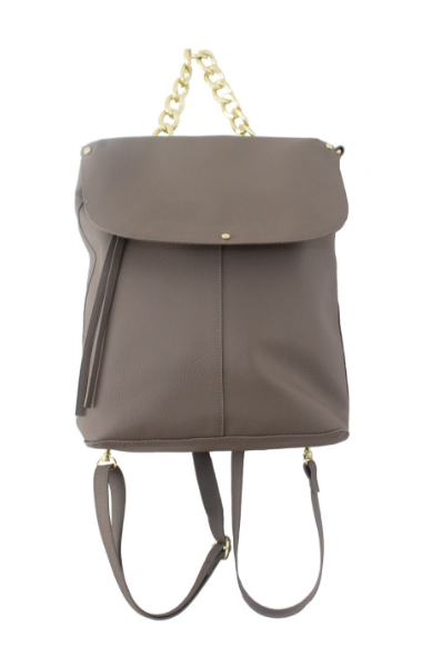 Skylar Backpack in Grey