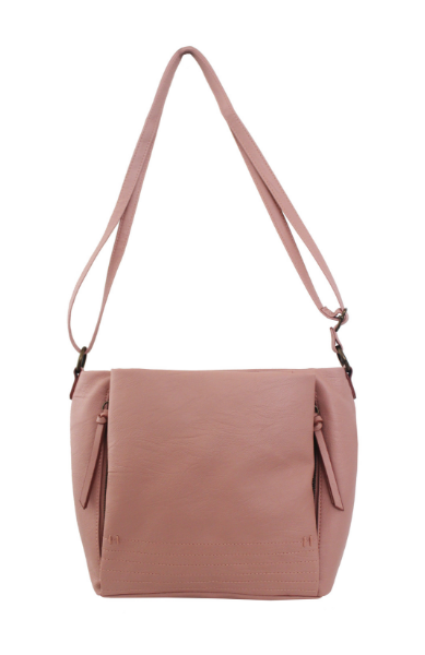 Arielle Crossbody in Blush