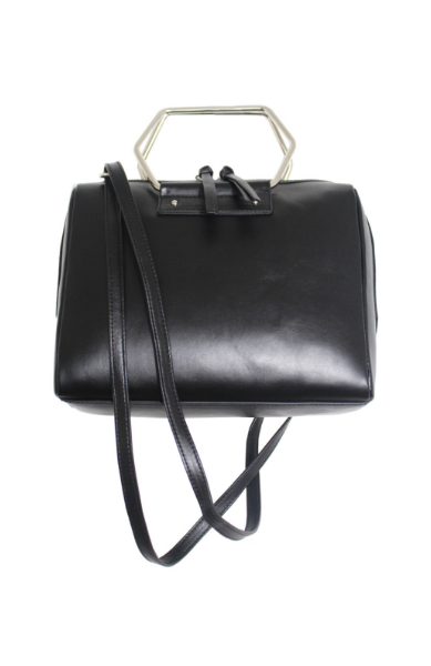 Soul Satchel in Black