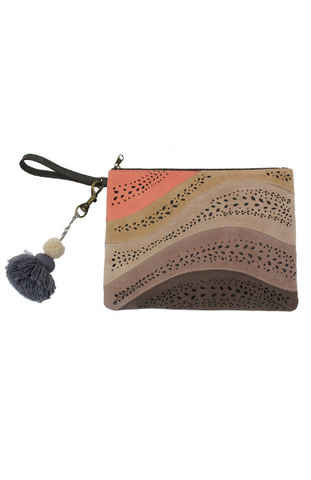 Sonata Wristlet in Bone