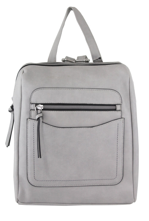 Mercer Backpack in Grey
