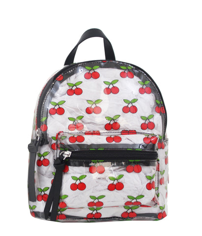 Soda Pop Backpack in Red