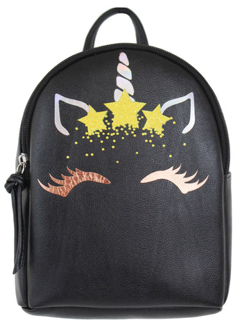 Fancy Frenchy Backpack in Black
