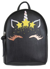 Mikey Backpack in Star Crown Unicorn