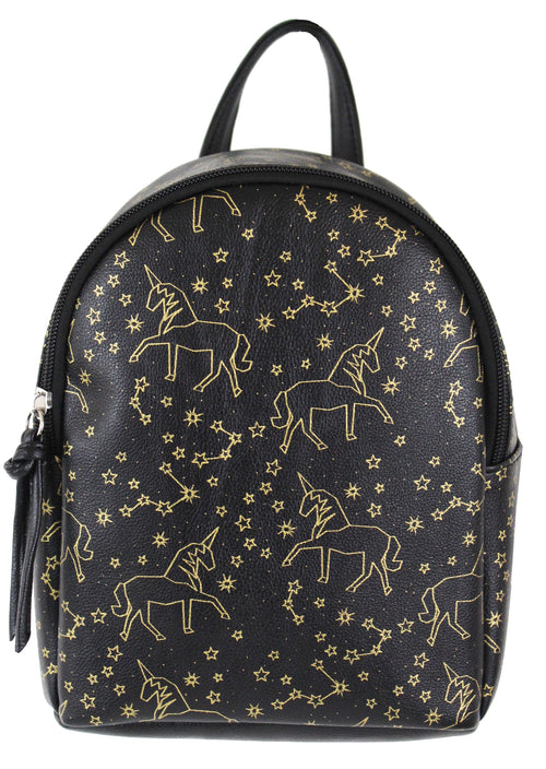 Mikey Backpack in Uni Star Sky