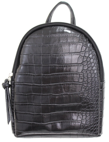 Moto Crossbody in Black