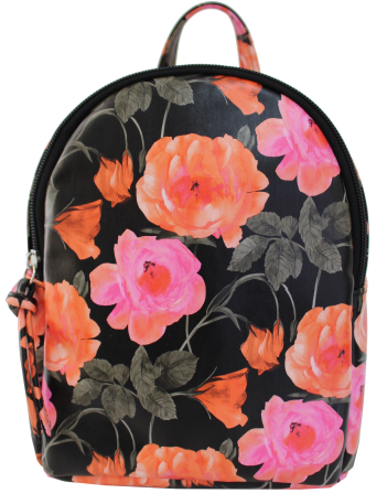 Bright Blooms Mikey Backpack in Multi
