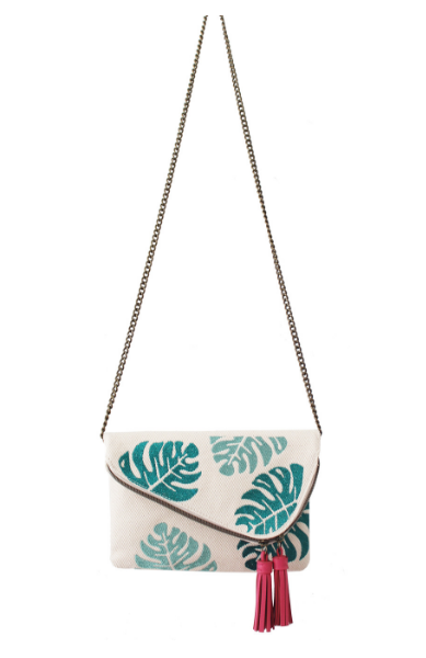 Hot Tropic Crossbody in Natural