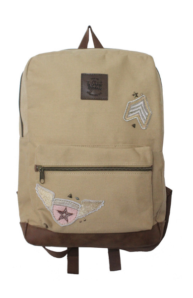 Utility Pack Backpack in Tan
