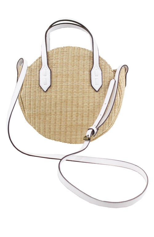 Tambie Mini Crossbody in Natural