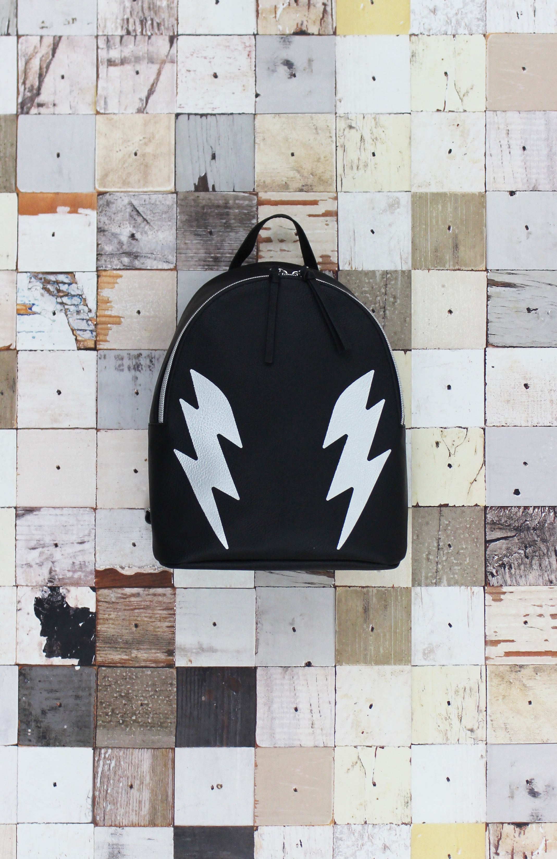 Jane Mini Dome Backpack in High Voltage