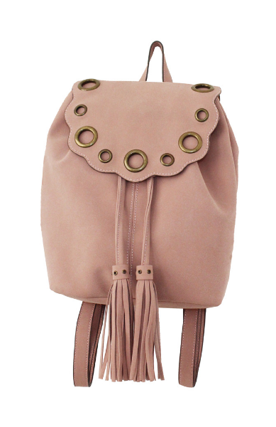 Vienna Backpack in Blush