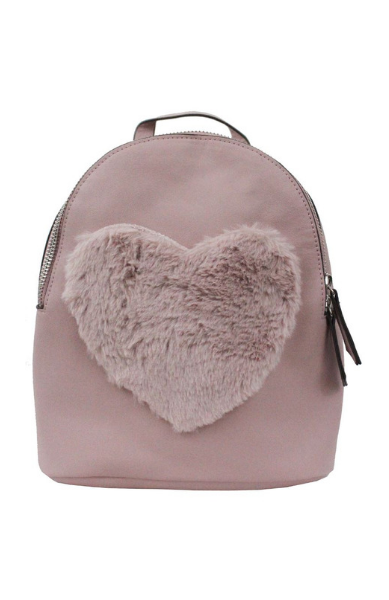 Love Furever Backpack in Blush