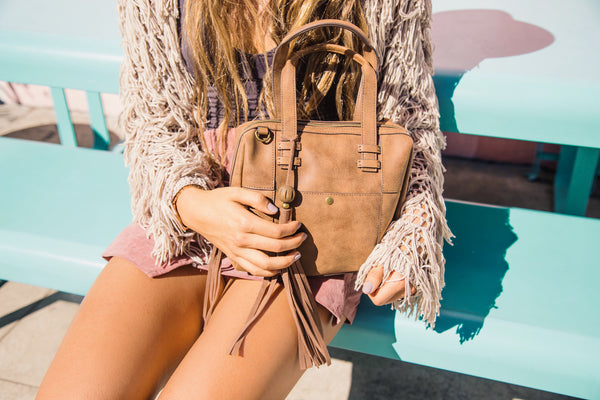 Crystal Canyon Mini Satchel