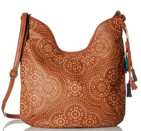 Laser Peel Hobo in Cognac
