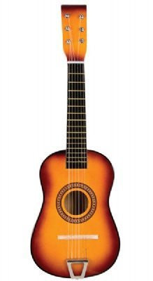 "23"" 6-String Acoustic Guitar - Kids Educational Toy - Assorted Colors - Funzalo Toys"