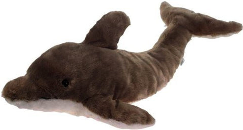 "26"" Large Dolphin Plush Stuffed Animal Toy by Fiesta Toys - Funzalo Toys"