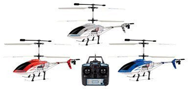 GYRO Hercules Unbreakable 3.5CH Electric RTF RC Helicopter - Funzalo Toys