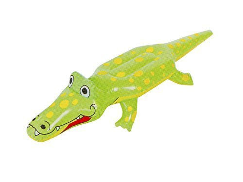 "Fun Express Large Inflatable Alligator Toy, 68"" - Funzalo Toys"