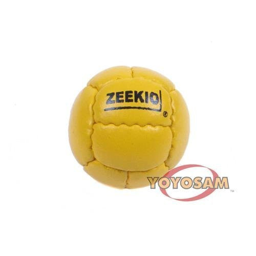 Zeekio Galaxy Juggling Ball - Yellow - Funzalo Toys