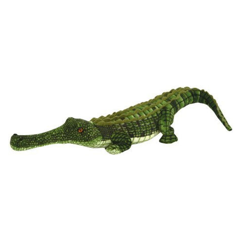 Adventure Planet Plush - GHARIAL CROCODILE ( 23 inch ) - Funzalo Toys