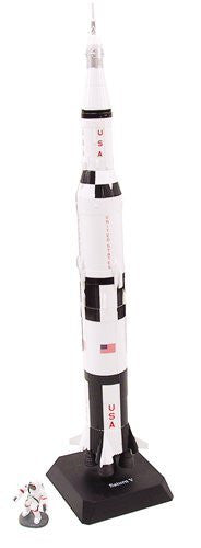 InAir E-Z Build Model Kit - Saturn V Rocket - Funzalo Toys