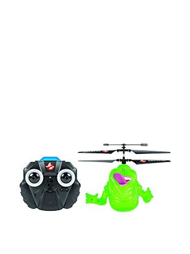 World Tech Toys 3.5CH Slimer Ghostbusters IR Gyro Helicopter - Funzalo Toys