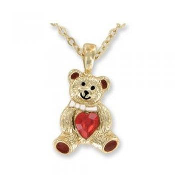 Birthstone Teddy Bear January - Funzalo Toys