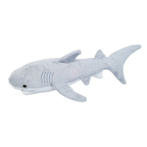 Adventure Planet Plush - GREAT WHITE SHARK ( 13 inch ) - Funzalo Toys