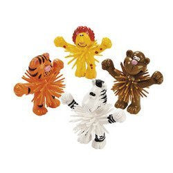 12 Standing Zoo Animal Porcupine Characters - Funzalo Toys