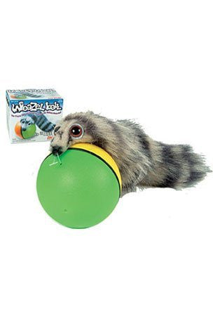 Westminister Weazel Ball - The Weasel Rolls with Ball - Funzalo Toys