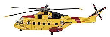 InAir Limited Edition Canadian Rescue Helicopter Agusta EH 101 - Funzalo Toys