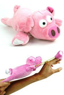 """Wally"" the Flying Pig - Funzalo Toys"