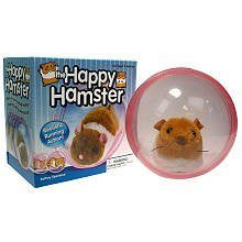 Westminster Happy Hamster/Ball - Funzalo Toys