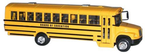 Action City School Bus - Funzalo Toys