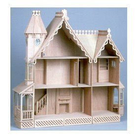 The McKinley Dollhouse Kit - Greenleaf - Funzalo Toys