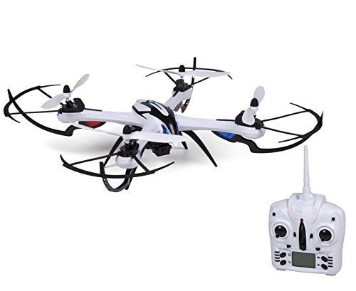 Prowler 2.4GHz 4.5CH Camera RC Spy Drone - Funzalo Toys