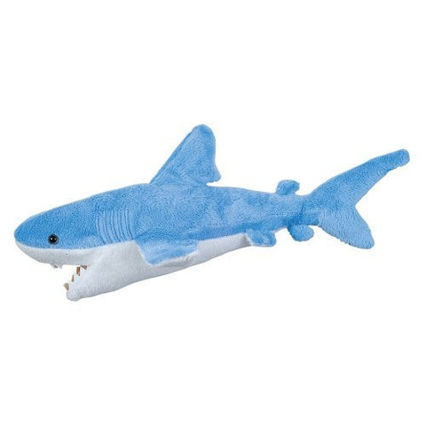 Adventure Planet Plush - BLUE SHARK ( 13 inch ) - Funzalo Toys